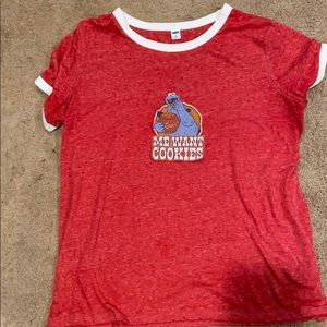 Old Navy Cookie Monster t shirt